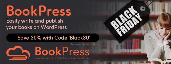 BookPress Black Friday Offer